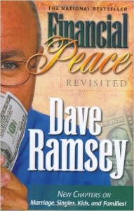 Financial Peace Dave Ramsey
